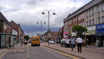 Starting a business in Borehamwood
